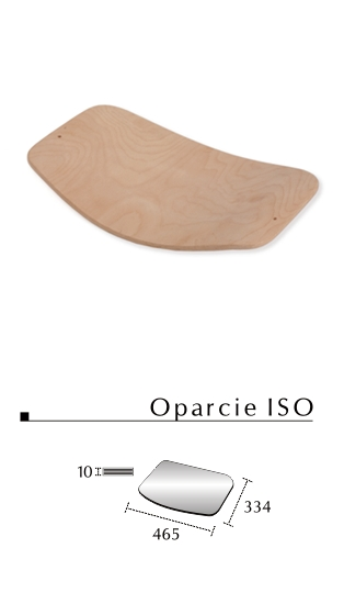 Oparcie ISO